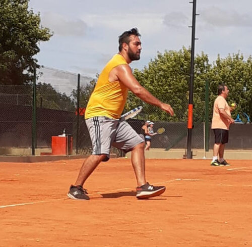Entrevista: Rodrigo Saiegh, Tenis